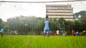 Depth of (Soccer) Field by isangkilongkamera