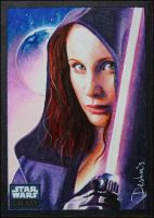 Mara Jade -Own the Night by DavidDeb