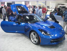 2014 Chevrolet Corvette C7 Stingray Coupe by granturismomh