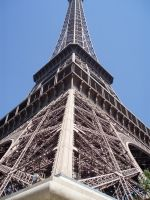 Eiffel tower by LilReD09