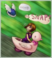 ID- OH SNAP by luukie