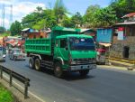Green Tipper by MG7000