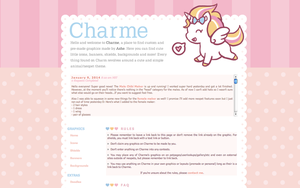 Charme layout by LVStarlitSky