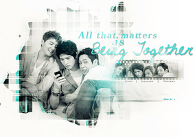 JYJ: Being Together by aethia321