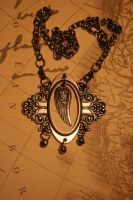 New Everytime Necklace by turnerstokens