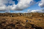 Rocks atop Kinder Scout by Captain-Marmote