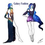 Galaxy Fashion by Porzio5
