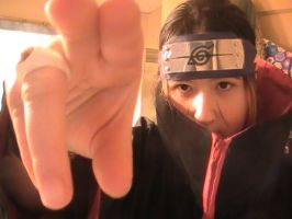 Itachi Cosplay: My Light by DancesWithRainbows