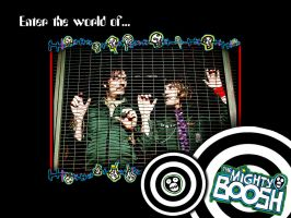 The Mighty Boosh wallpaper by Pancakenotforyou