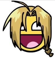 Fullmetal AWESOME FACE by fullmetal-0240