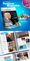 Profesional Business Magazine by antyalias