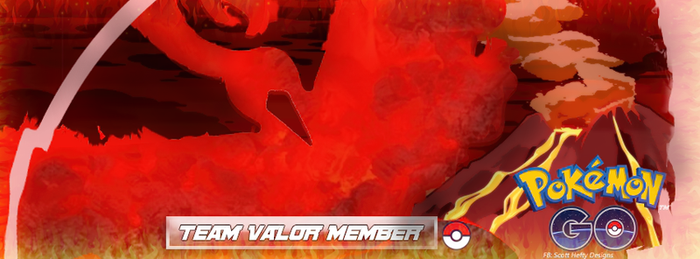Team Valor Facebook Cover Photo by Stealthy4u
