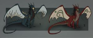 Dragon Adopts [1/2 open] by Pro-Adopts