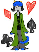 Nepeta: Ponder On Ships. by fruitcakeConnoisseur