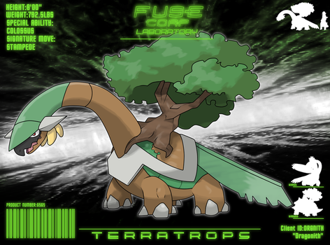 F.U.S.E Corp Lab:Terratrops by Dragonith