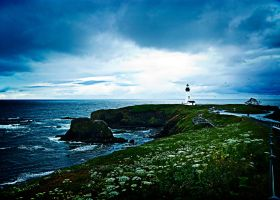 Yaquina Bay Lighthouse 2 by gizmoart82