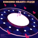 MMD Kokoro Hearts Stage by Trackdancer