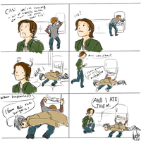 :Supernatural: On a bender (again) by luckyleo13