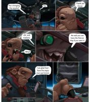Transmissions Intercepted Page 3 by CarpeChaos