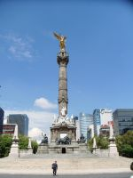 Angel of Independence by ComploratusNox
