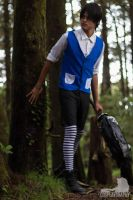 Alice Madness Return (Gender bender) by CosplayGraphy