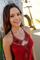 Annali - bardot top and braces 1 by wildplaces