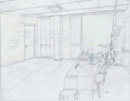 classroom DRAWing by Creative2Bit