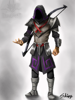 RuneScape - Full Pernix by ShipyNine