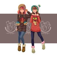WE by snowginger