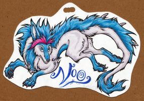 Voodoo feral badge by Zelaphas