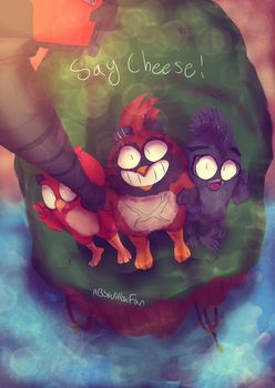 ~COMM~ Say Cheese! by ABSWillowFan