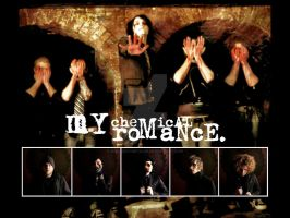 My Second Chemical Romance by blackhotmetal86