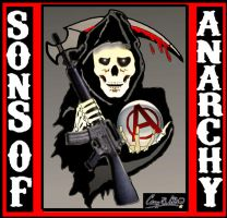 SONS OF ANARCHY  REAL REAPER by CASEYS-CREATIONS