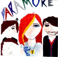 Paramore by Tonks-Lupin