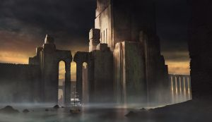 Giant Castle by jbrown67