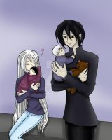 The Proud Parents by Yuna-Bishie-Lover
