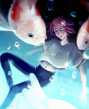 fishes! by Delfoas