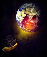 Capturing earth by EmberGFX
