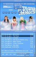 An Cafe Winamp Skin by Dantestyle
