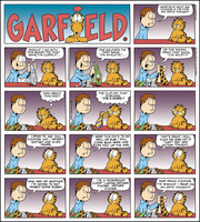 Garfield by HaVoCMaN
