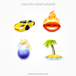 gift icons by Miniartx