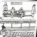 Subway sketches by napalmzonde