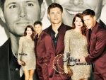 Jensen and Danneel by Nadin7Angel