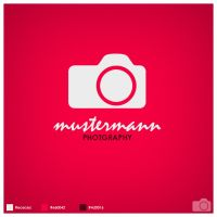 Mustermann Photography Logo by iFaze