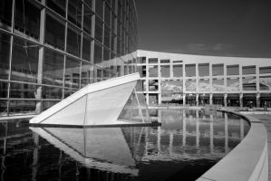 The City Library2 by RogueMarine