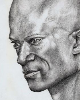 Guy that plays Oenomaus in Spartacus... by voodugirl