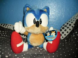 Sonic Plush 1998 by DarkGamer2011