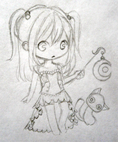 chibi example sketch by Lina01