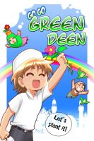 Go Go Green Deen by Nayzak