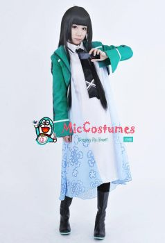 The Irregular at Magic High School Miyuki Shiba by miccostumes